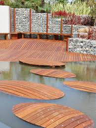 Patio Decking Designs by Best Wood For Outside Deck Radnor Decoration