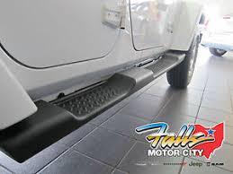 jeep wrangler side steps for sale 2007 2018 jeep wrangler unlimited 4 door jk side steps running