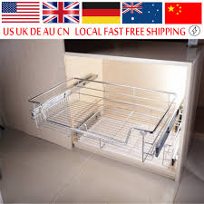 Drawer Pull Outs For Kitchen Cabinets Online Buy Wholesale Kitchen Cabinet Pull Out Baskets From China