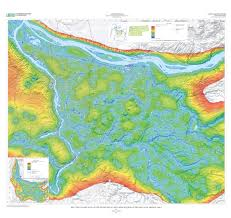 Portland Oregon County Map by Estimated Depth To Ground Water And Configuration Of The Water