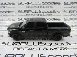 blacked out dodge truck greenlight 1 64 scale murdered out black 2017 dodge ram 2500