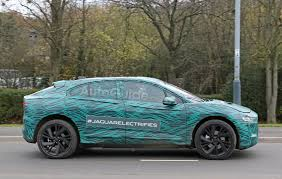 jaguar jeep 2017 price jaguar i pace spied testing as it gets ready for production