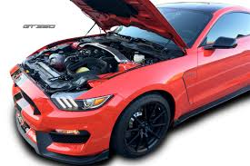2016 ford mustang 2016 ford mustang shelby gt350 gt350r hood quicklift plus