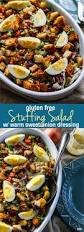 classic thanksgiving dressing recipe gluten free stuffing salad with sweet onion dressing