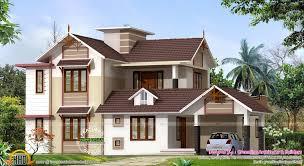kerala home design october 2015 house plan 2400 sq ft new house design kerala home design and