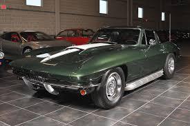 corvette stingray green fox motorsports