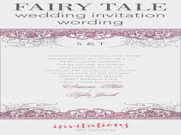 wedding invitation sayings quotes fairy tale wedding invitation wording invitations by