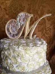 bling wedding cake toppers 72 best pearl cake topper images on pearl cake