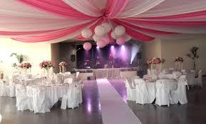 mariage deco nos décorations de salles de mariage en images