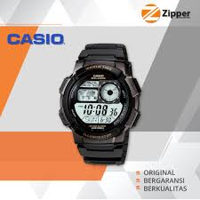 Jam Tangan Casio Karet jam tangan casio original lazada co id