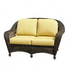 Patio Loveseat Cushion Replacement Chicago Wicker Cushions North Cape International Nci Cushions