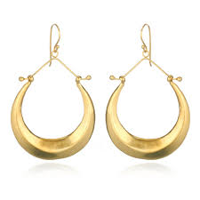 gold chandelier earrings gold chandelier earrings cypress satya jewelry