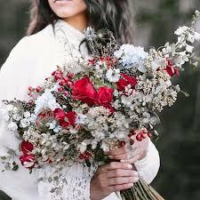 Bridal Bouquet Ideas The 25 Best Red Wedding Bouquets Ideas On Pinterest Red Wedding