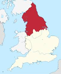 Map Of Southern England by Northern England Wikipedia