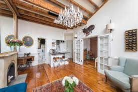in the east village a boho chic 1br with a roof deck wants 875k