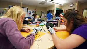 how st vrain valley schools started a stem revolution front