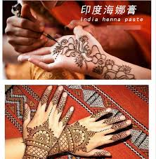 sale henna india tattoo tube for body paste cone henna india