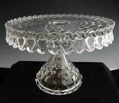 Crystal Pedestal Cake Stand 64 Best Cake Stands Images On Pinterest Cake Stands Cake Plates