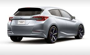 subaru sti 2016 2016 subaru impreza previewed with new tokyo concept photos 1 of 3
