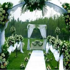 decoration eglise pour mariage tapis blanc pas cher decoration de l église