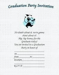 graduation party invitation wording graduation reception invitation wording kawaiitheo