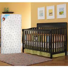 Graco Convertible Cribs by Graco Stanton 4 In 1 Convertible Crib And Bonus Kolcraft Mattress
