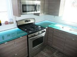 modern kitchen stove modern kitchen designed with sleek cabinets and glass countertops