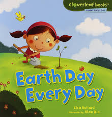 earth day every day cloverleaf books planet protectors xin