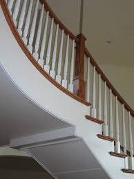 Installing Balusters And Handrails Bunker Hill Stair Gallery