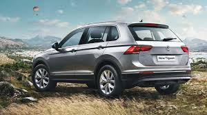 white volkswagen tiguan 2017 2017 volkswagen tiguan launched in india priced at inr 27 68 lakh