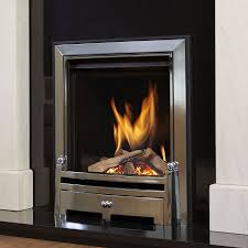 kinder passion high efficiency remote control gas fire