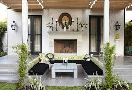 outdoor living room a place of complete relaxation