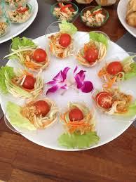 cuisine diet papaya salad summer diet foodiethai siamois com food styling