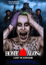 Jared Leto Meme - joker home alone lost in arkham jared leto s joker know your meme