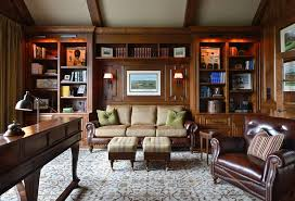 Area Rugs With Brown Leather Furniture Leather Fabric Sofa Home Office Traditional With Area Rug Brown
