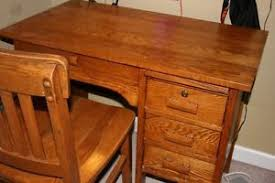 Antique Childrens Desk Antique Desk Chair Ink Well Iron Birch Wood Adjustable