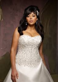 bridal fashion show plus size wedding dresses
