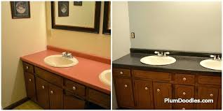 paint formica bathroom cabinets enchanting painting formica cabinet choosepeace me