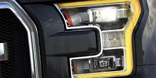 Ford Raptor Headlights - possible ford f 150 plug in hybrid spied ford authority