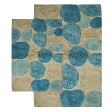 Dark Green Bathroom Rugs Bath Rugs And Mats Macys Hotel Collection Cotton Reversible Only