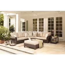 rattan couch garten royal luxury design deep seating rattan sofa set with rolled arms