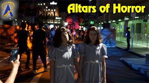 halloween horror nights express altars of horror scare zone preview at halloween horror nights