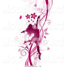 woman clipart butterfly pencil and in color woman clipart butterfly