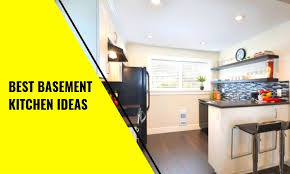 kitchen cabinet top ideas the best basement kitchen ideas and concepts