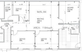 floor plan of a commercial building building design layout floor plan commercial building design space