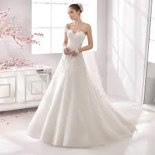 aliexpress com buy new sale a line wedding bridal gowns