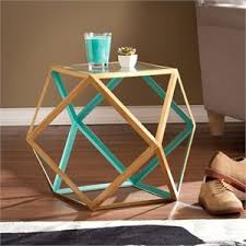 Teal Accent Table Accent Tables Cymax Stores