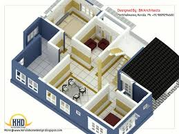 3d Floor Designs by Home Design Plans 3d 3d Floor Plans 3d House Interesting Home