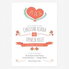 informal wedding invitations informal wedding invitation wording for friends informal wedding