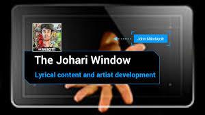 johari window presentation